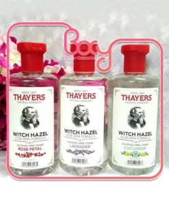 Toner thayer witch hazel